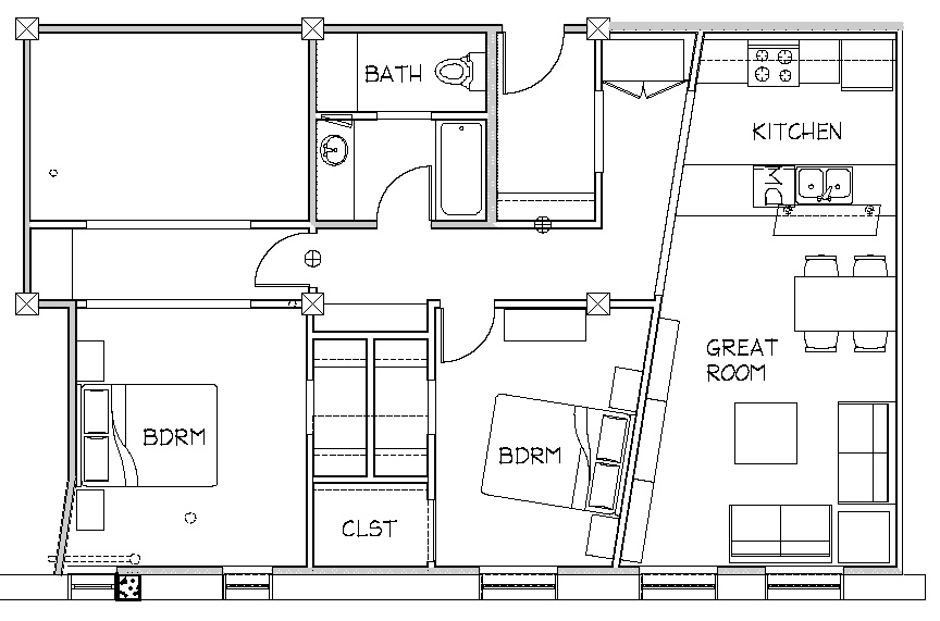 2BR-Layout-A